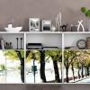 Самоклеящаяся пленка: как с ее помощью декорировать мебель и окна (29 фото)