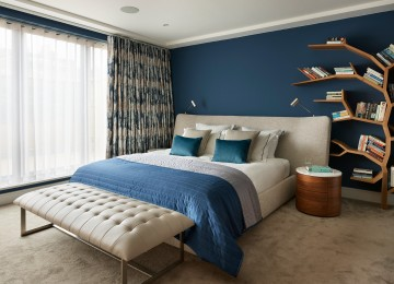 Дизайн спальни 12 кв.м: интересные идеи и полезные советы (56 фото)