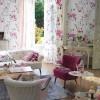 Обои с цветами – флористический романс в спокойном интерьере (97 фото)