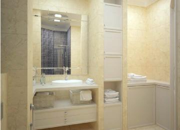 Шкафчики для ванной комнаты: как сделать правильный выбор (87 фото)