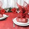 Украшаем салфетками стол к празднику: разные способы сложения и интересные фигуры (37 фото)