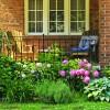 Клумба для дачи: как своими руками создать цветочный оазис (60 фото)