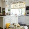 Дизайн штор для кухни: новинки 2019 года, цветовые и декораторские решения (85 фото)