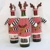 Чехол на бутылку шампанского на Новый год: своими руками творим настоящие чудеса (35 фото)