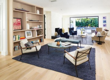 Вязаные коврики: интересные модели и применение в дизайне помещения (45 фото)