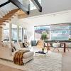 Дизайн двухуровневой квартиры: планировка, оформление, нюансы (59 фото)