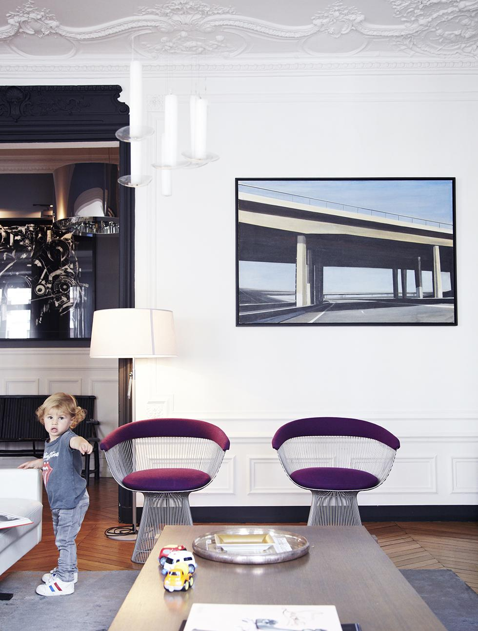 Бюджетный ремонт в однокомнатной квартире с современной мебелью