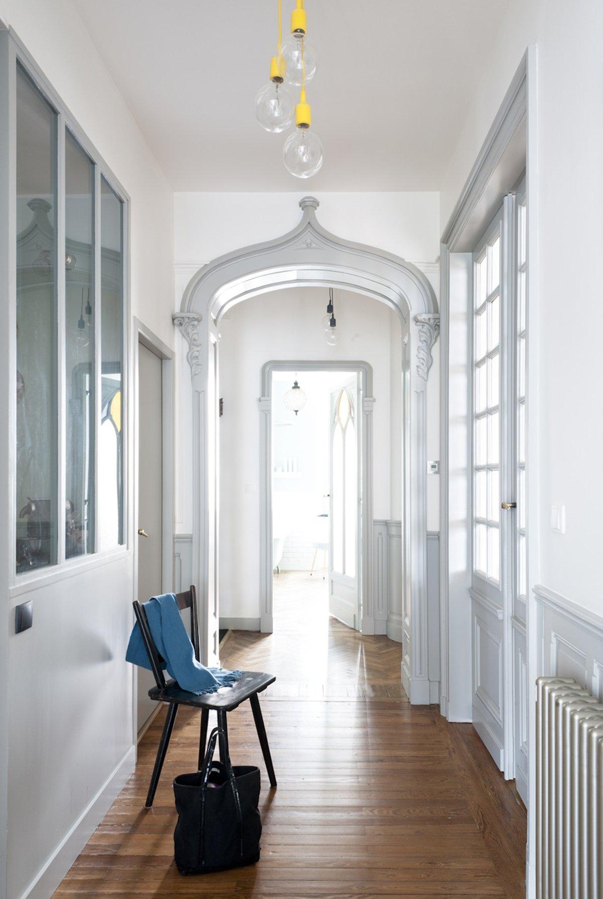 Бюджетный ремонт в коридоре в однокомнатной квартире