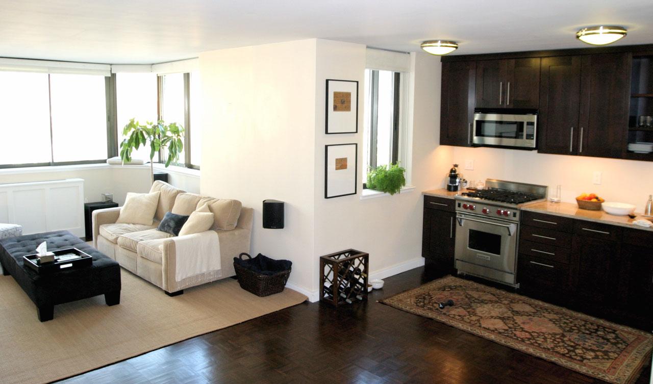Бюджетный ремонт квартиры с балконом