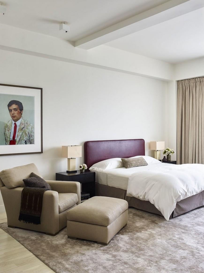 Спальня 12 кв м большая