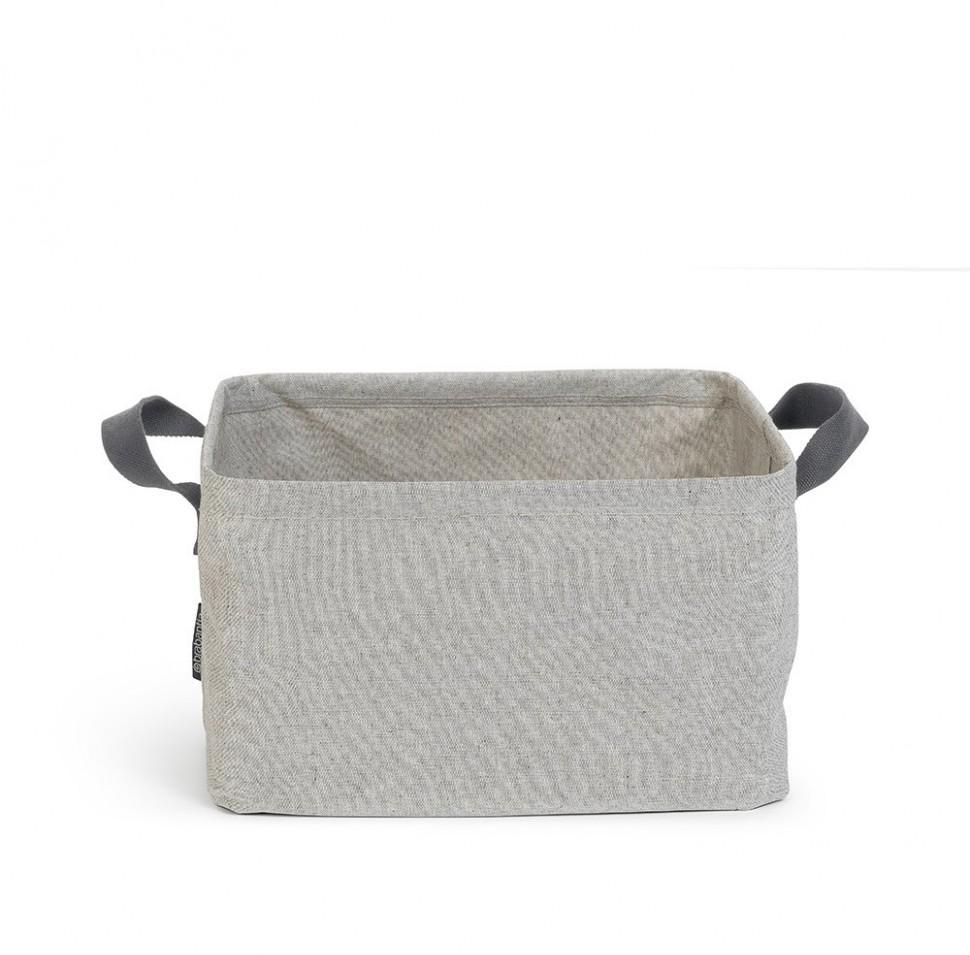 Складная корзина для белья в ванную