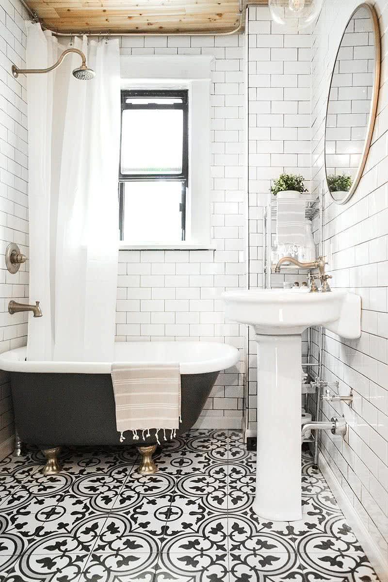 Ванная 6 кв м в доме