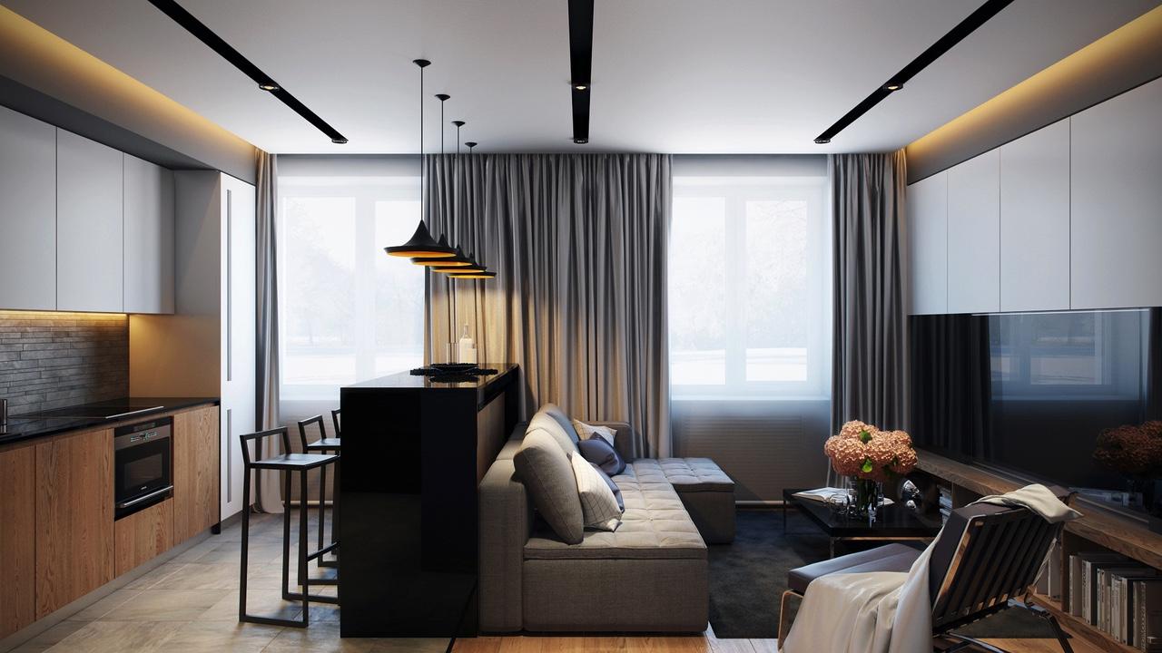 Бюджетный ремонт квартиры красивый