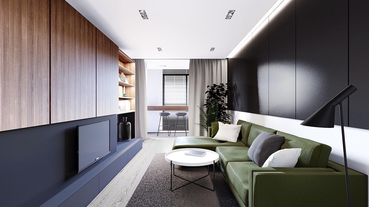 Бюджетный ремонт квартиры с мебелью
