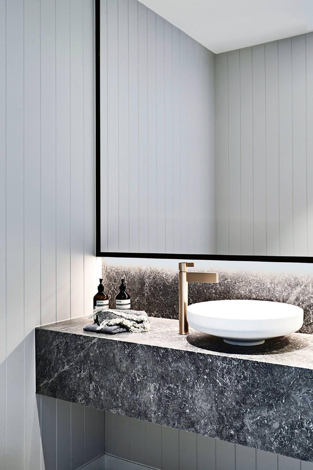Ванная 6 кв м с зеркалом