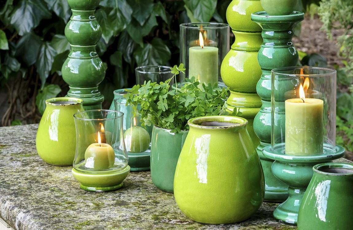 Поделки в зеленом цвете