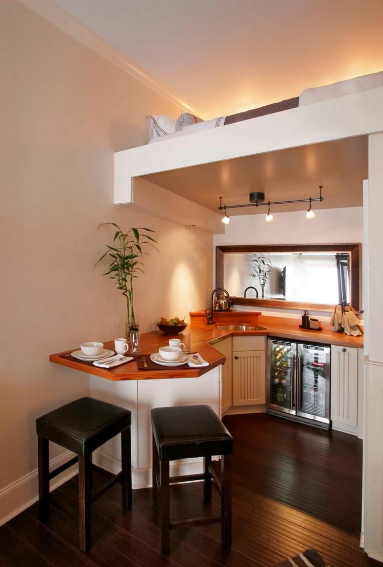 Кухня 7 кв м небольшая