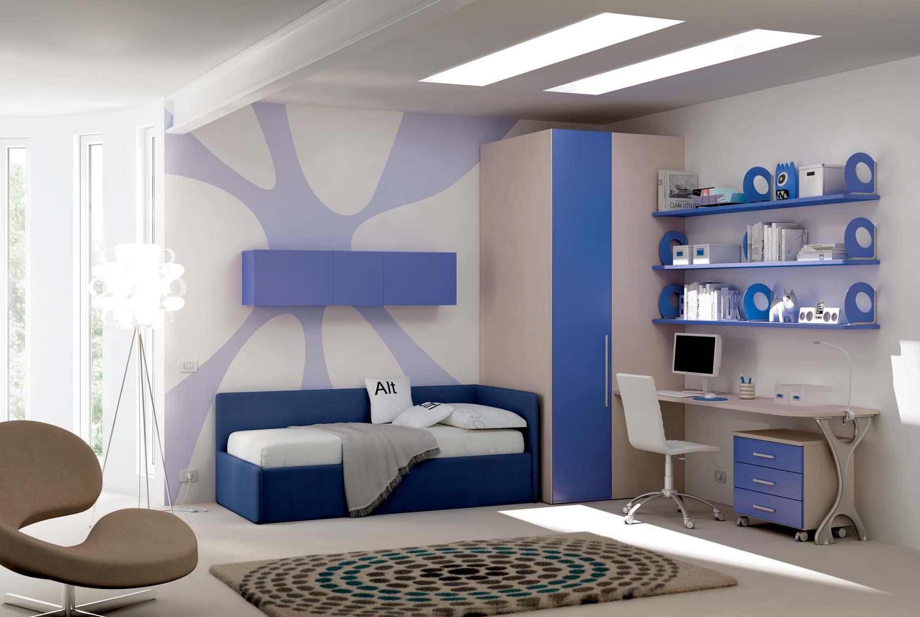 Угловой диван кровать для подростка