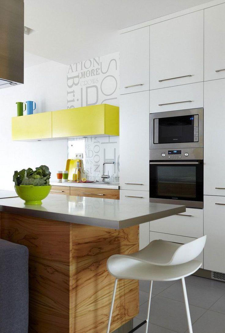 Кухня 7 кв м модульная