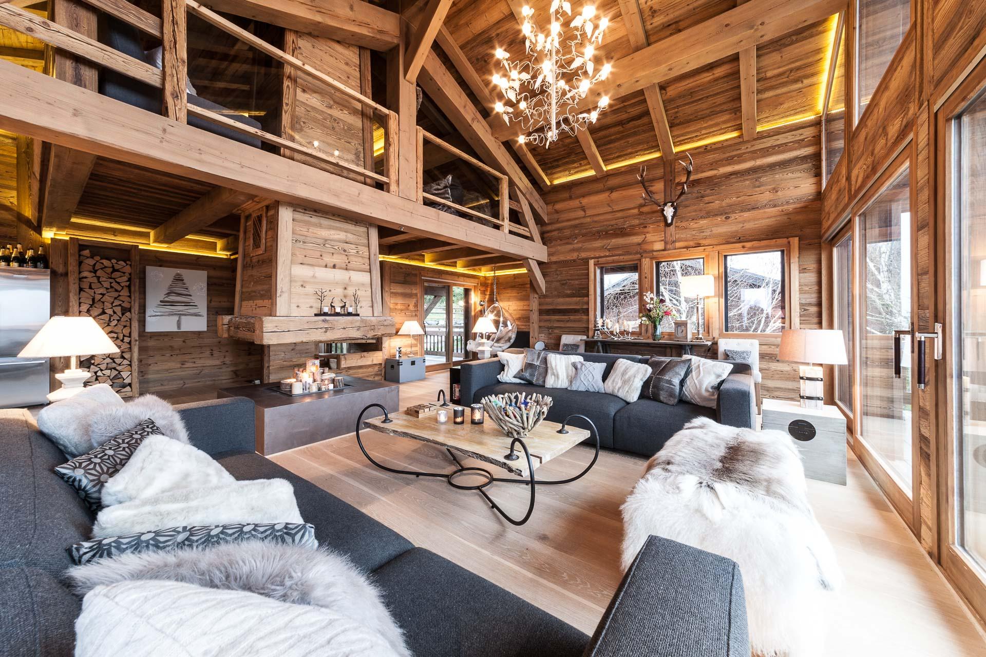 Дом в стиле шале классический