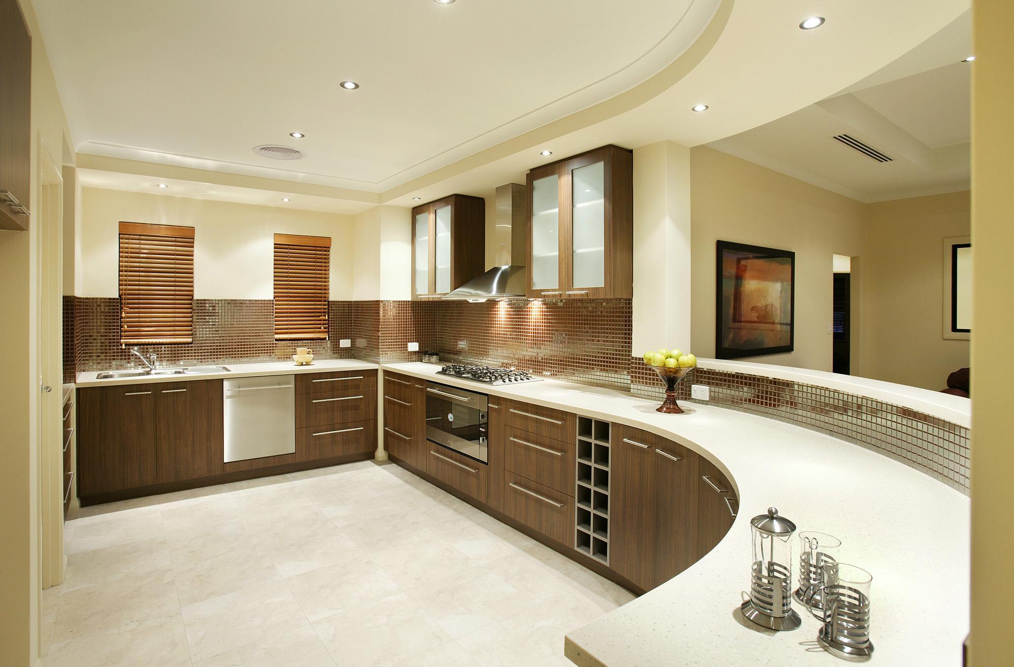 Дизайн кухни 15 кв м с окном в комнату