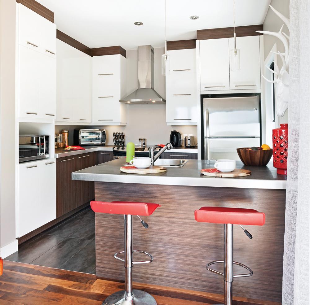 Кухня 7 кв м угловая