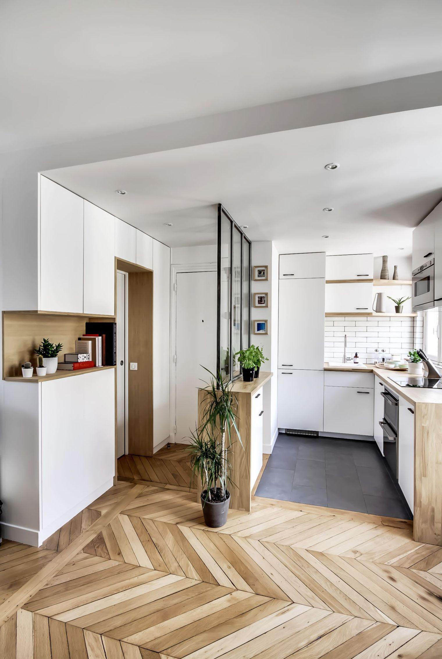 Кухня 7 кв м в квартире