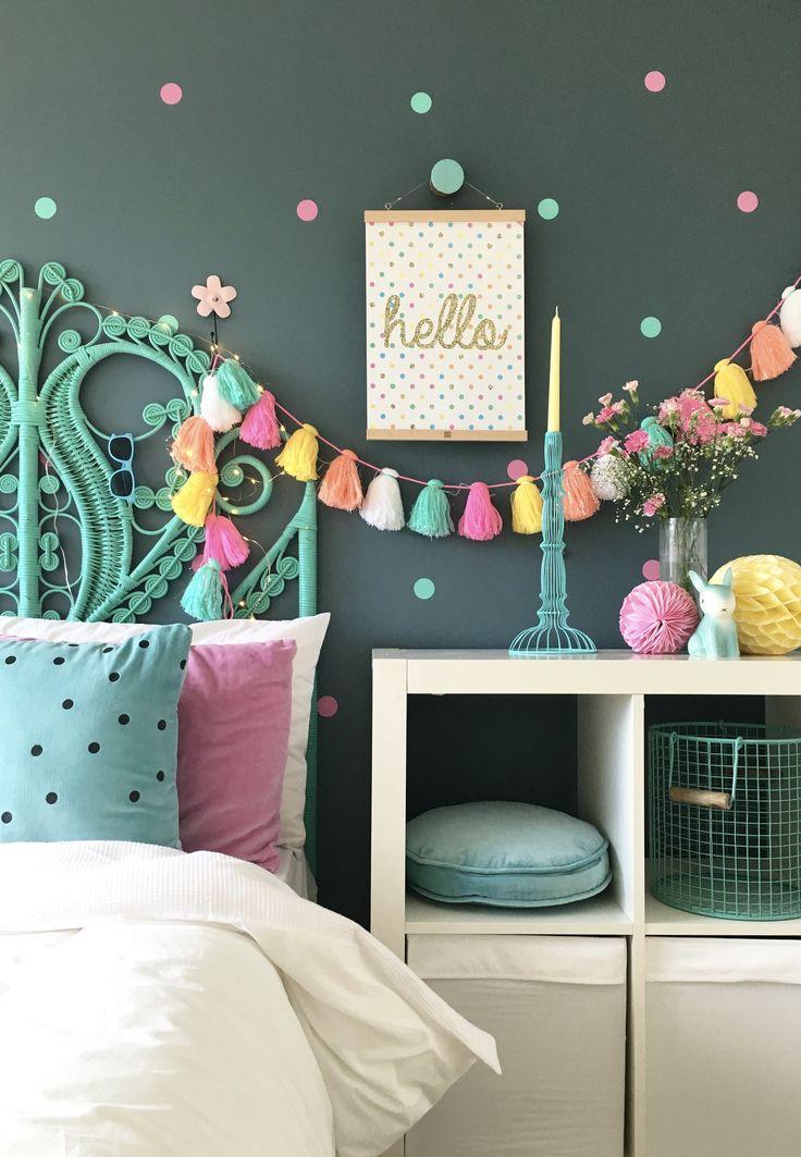 Декор комнаты для подростка