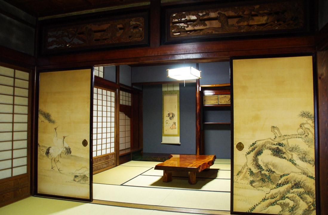 Интерьер в традиционном японском стиле