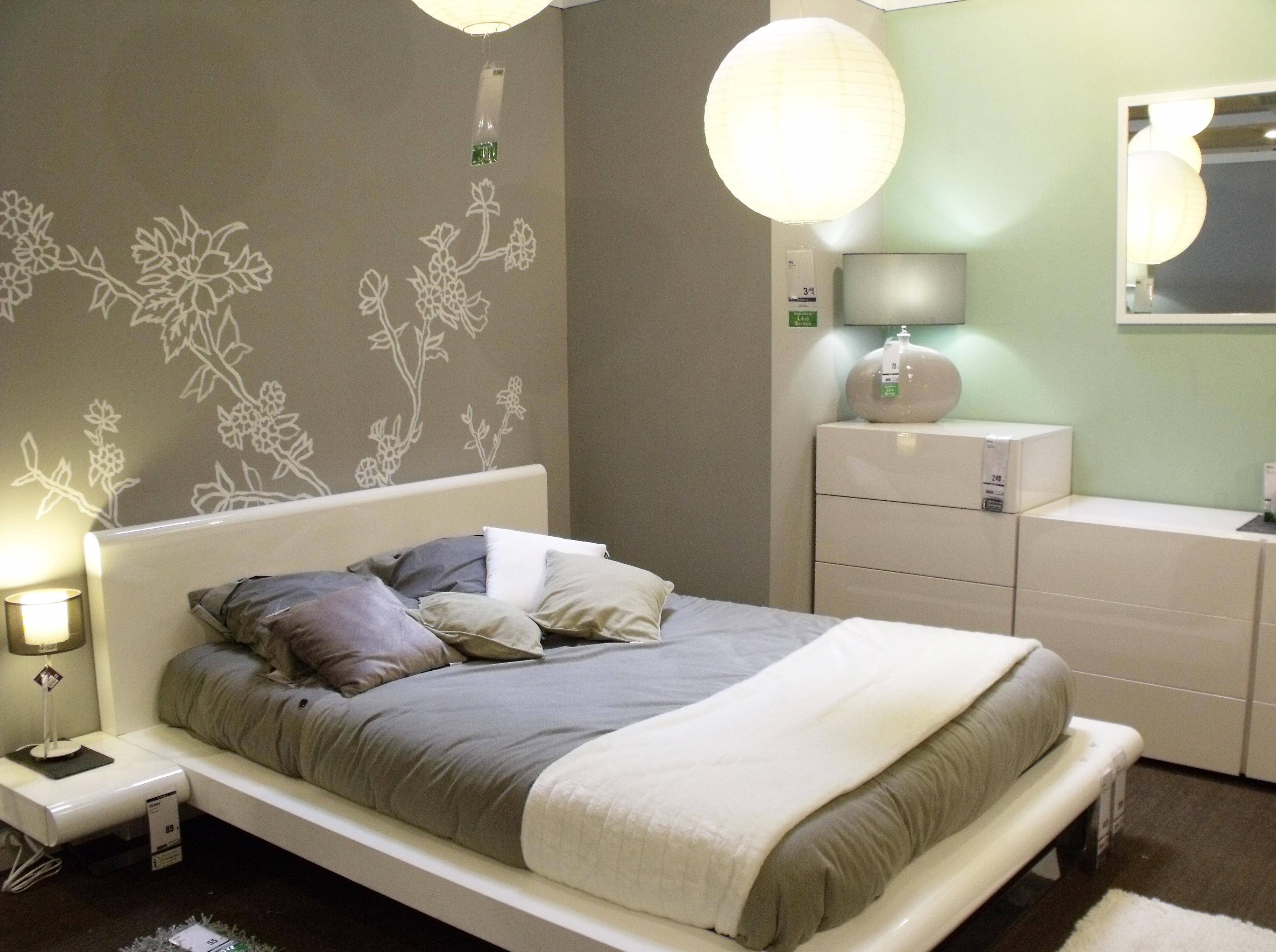 Бежевая спальня 14 кв.м.