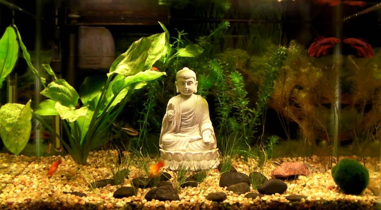 Декор для аквариума фигурка