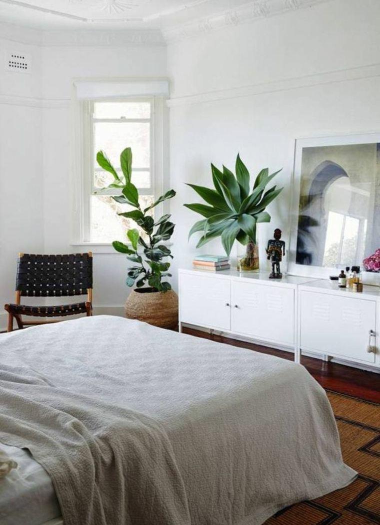 Спальня 14 кв.м. в стиле ретро