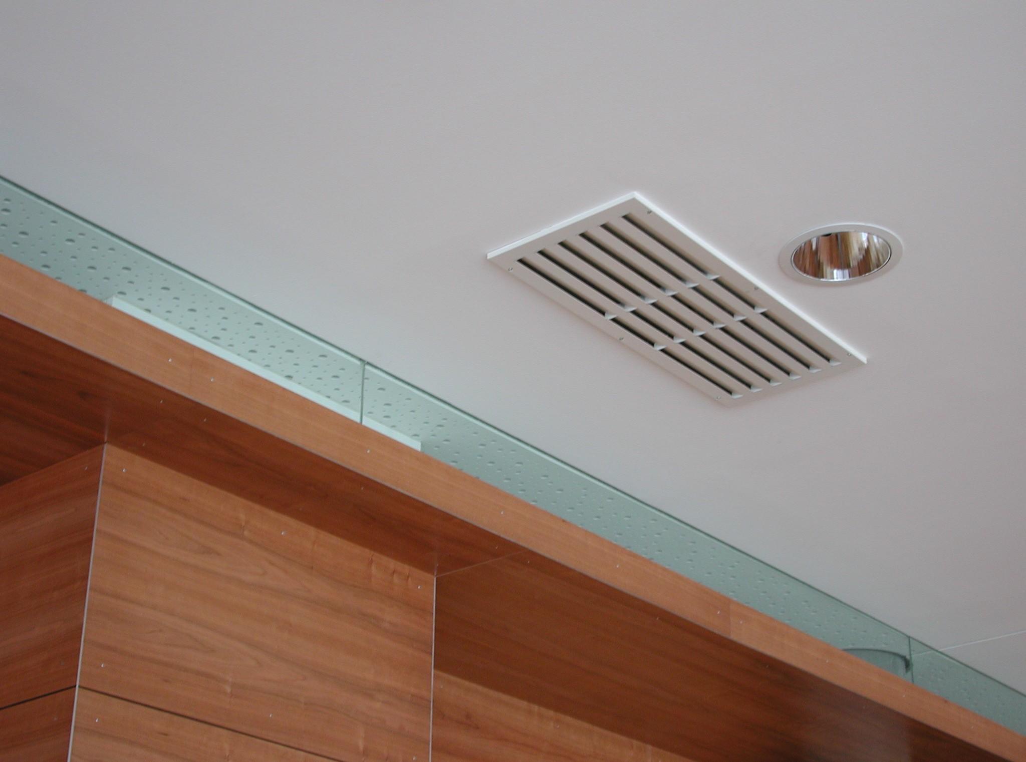 Вентиляционная решетка потолочная