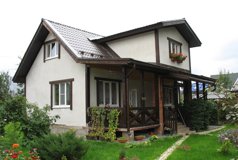 Уютный домик в немецком стиле