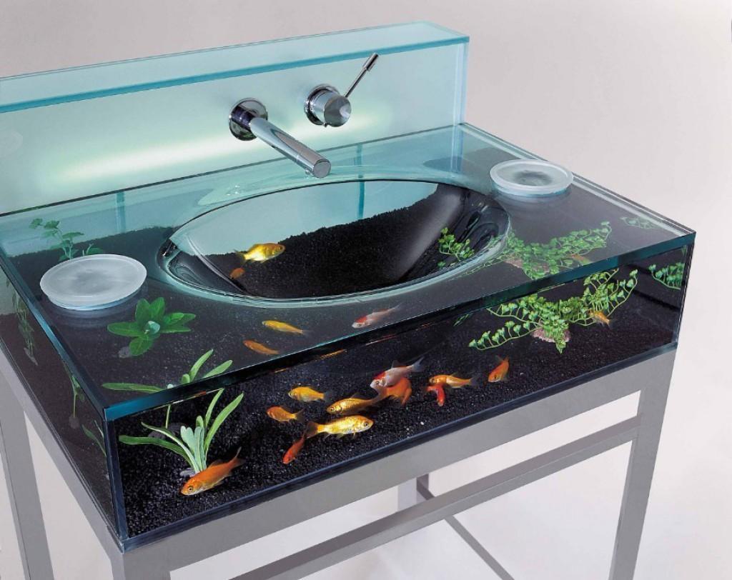 Декор для аквариума раковины