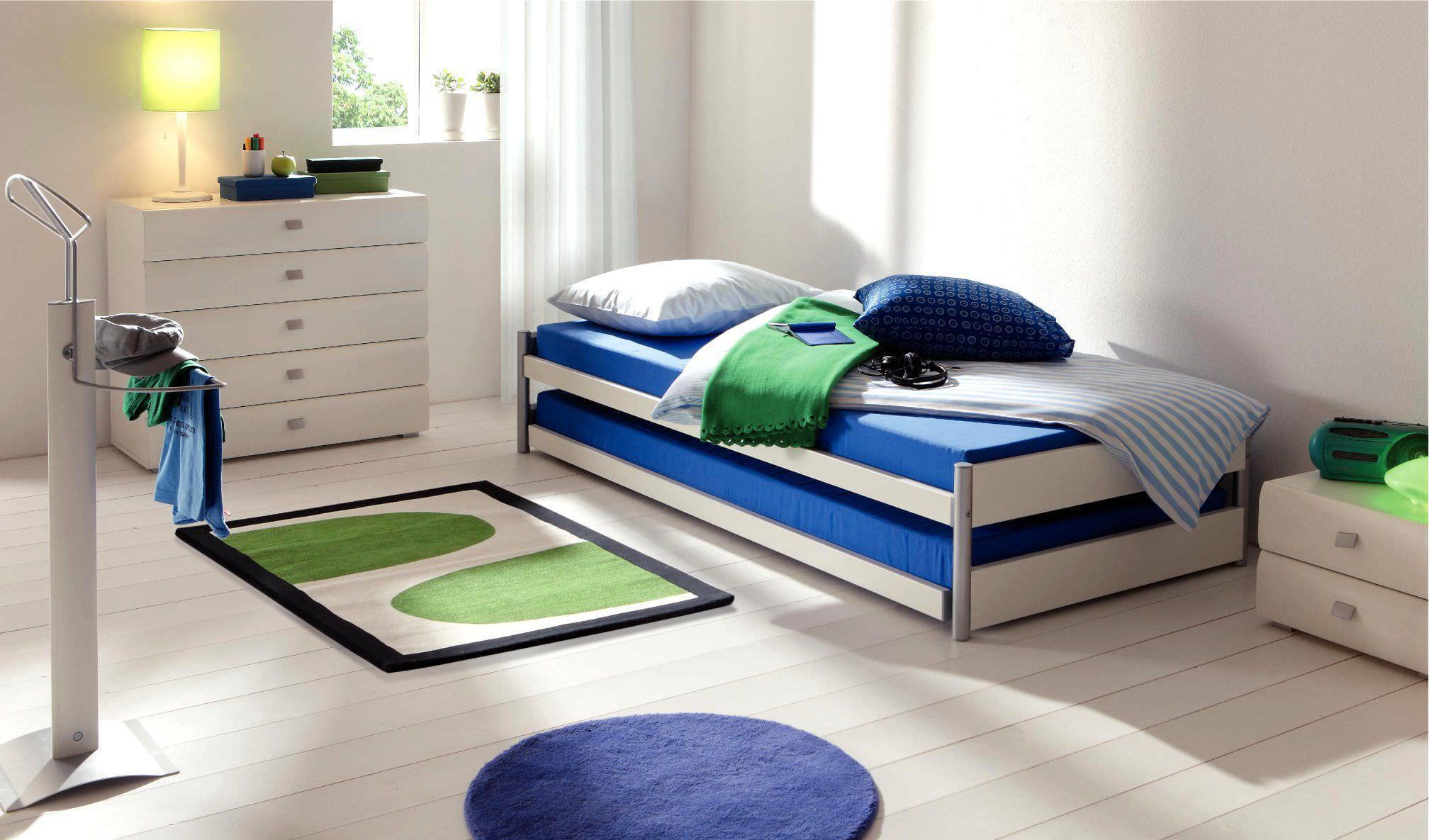 Выдвижная кровать