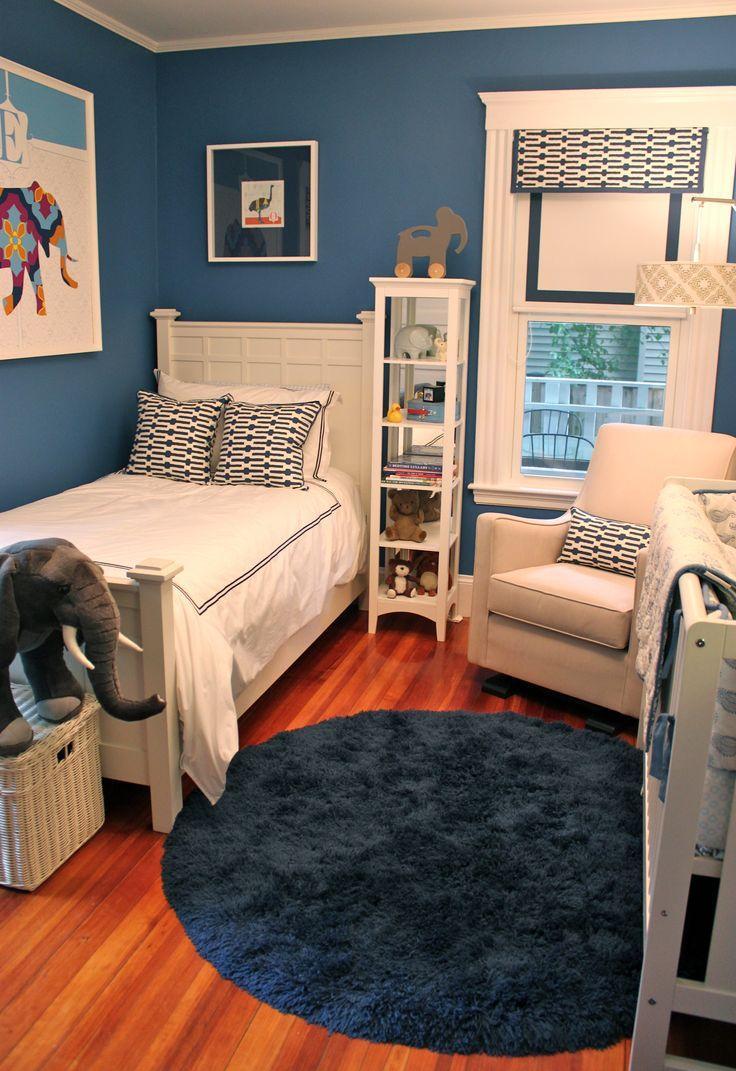 Детская комната в хрущевке узкая