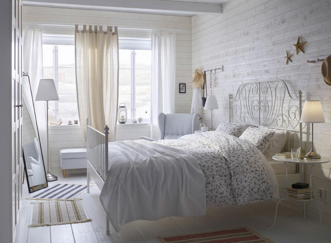 Спальня 14 кв.м. в стиле прованс
