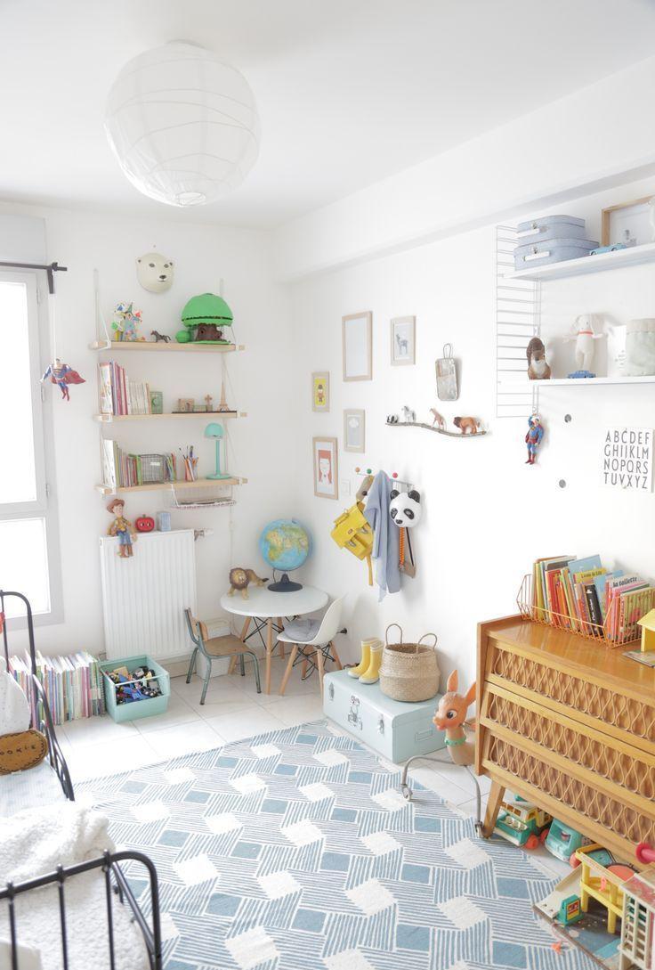 Интерьер детской комнаты в хрущевке