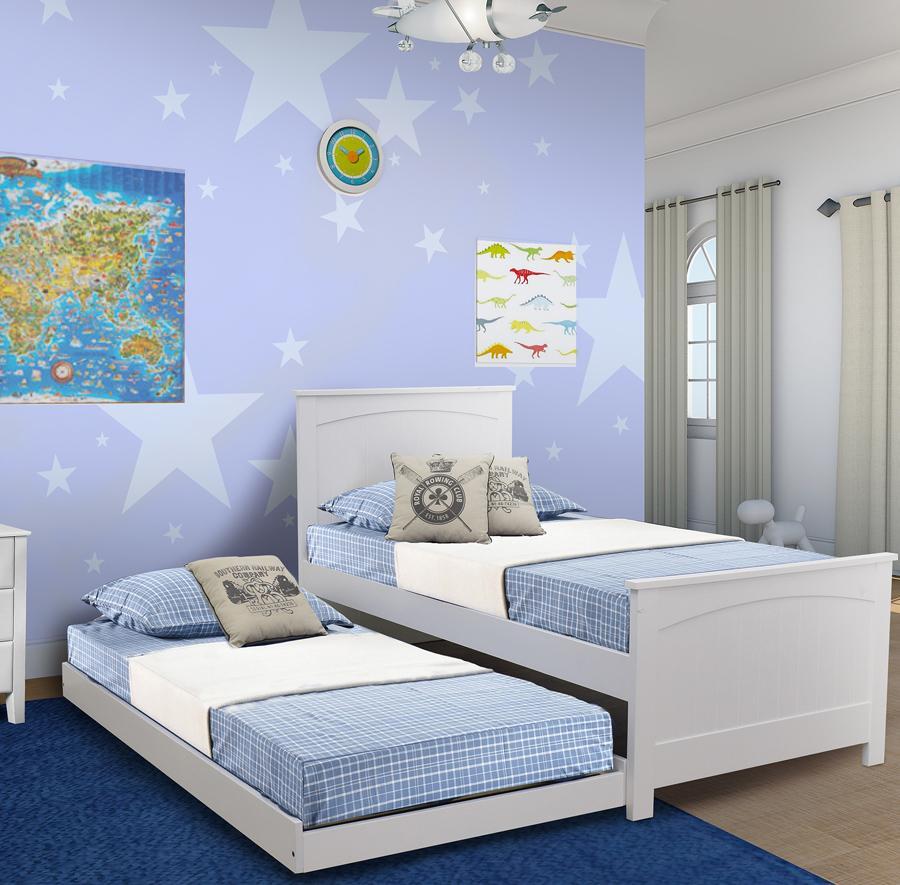Выдвижная кровать для мальчика