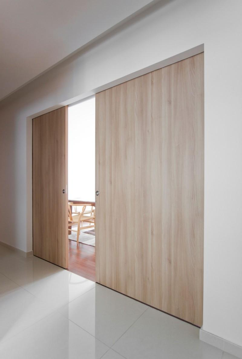 Раздвижная дверь капучино