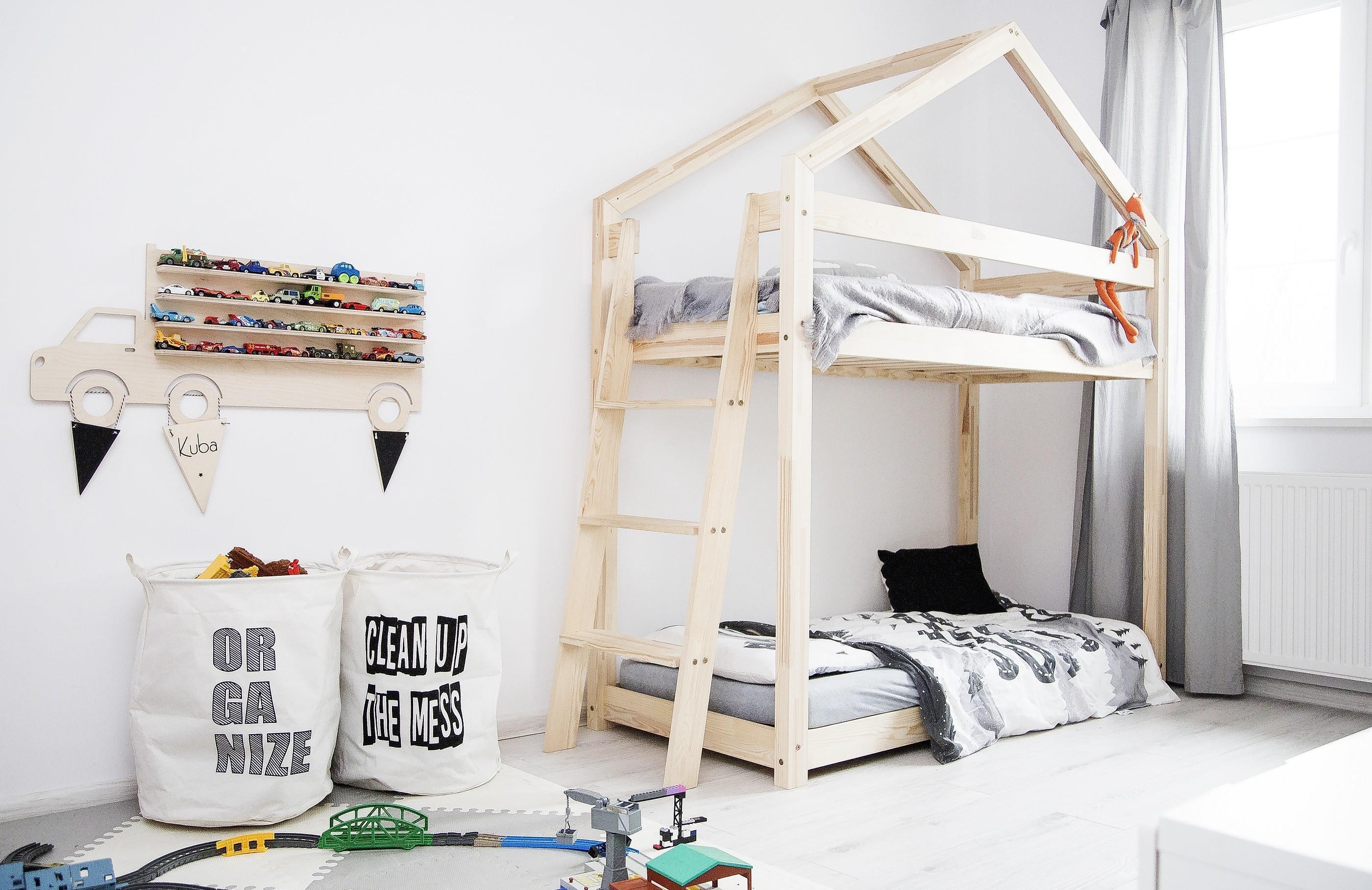 Двухъярусная детская кровать модерн