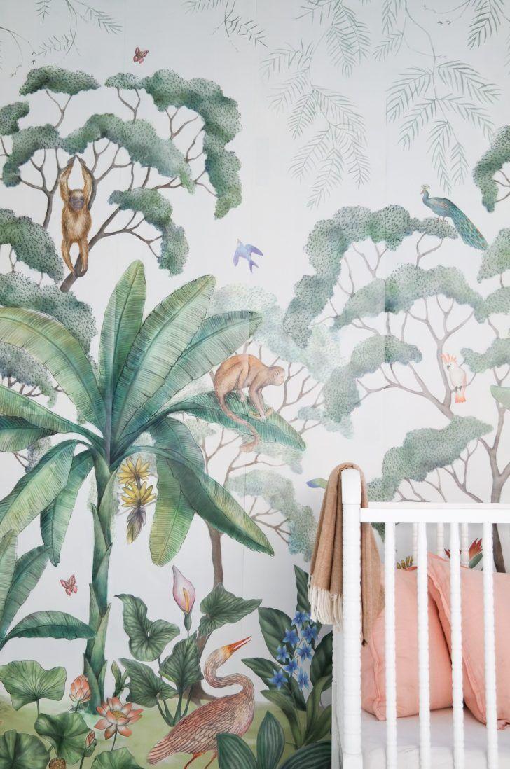 Детская комната в хрущевке с обоями