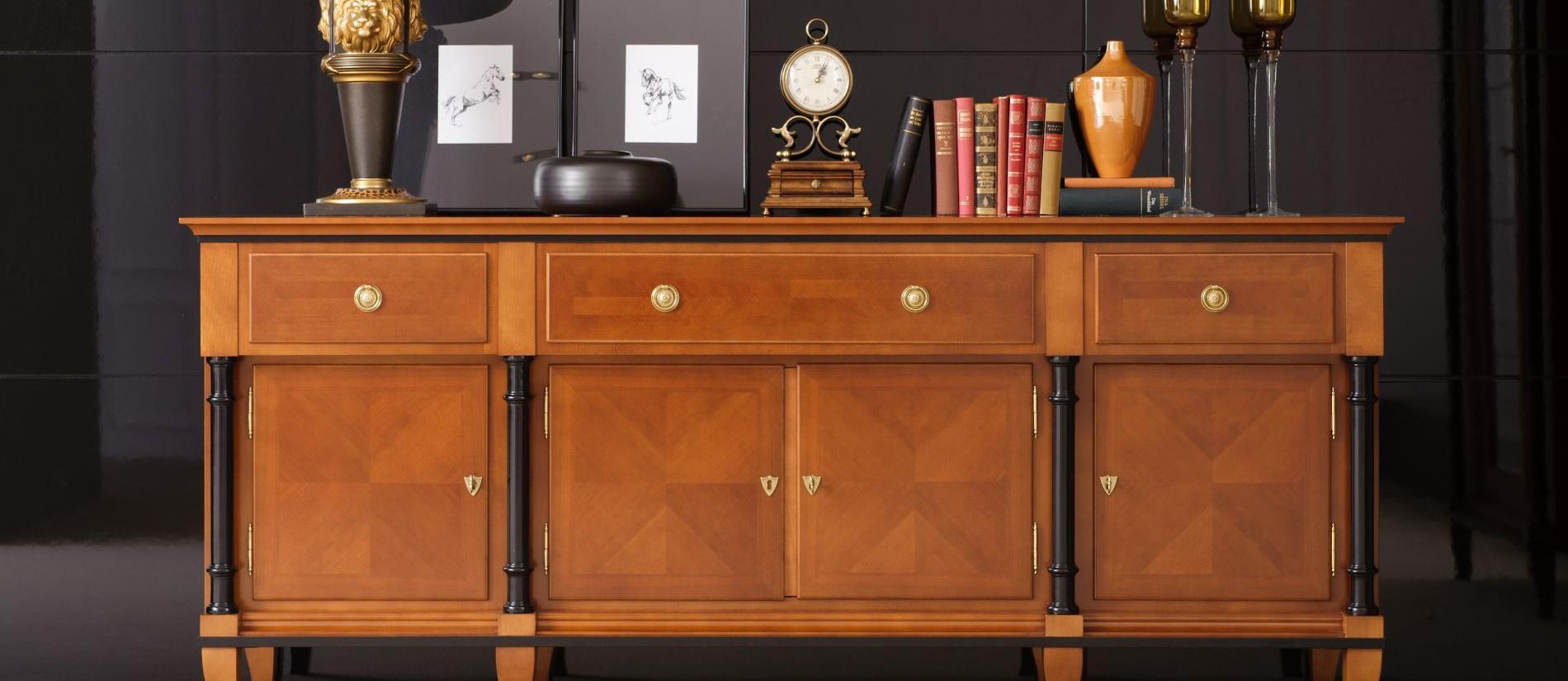 Мебель для кабинета в немецком стиле