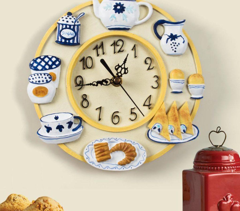 кухонные часы фото можем