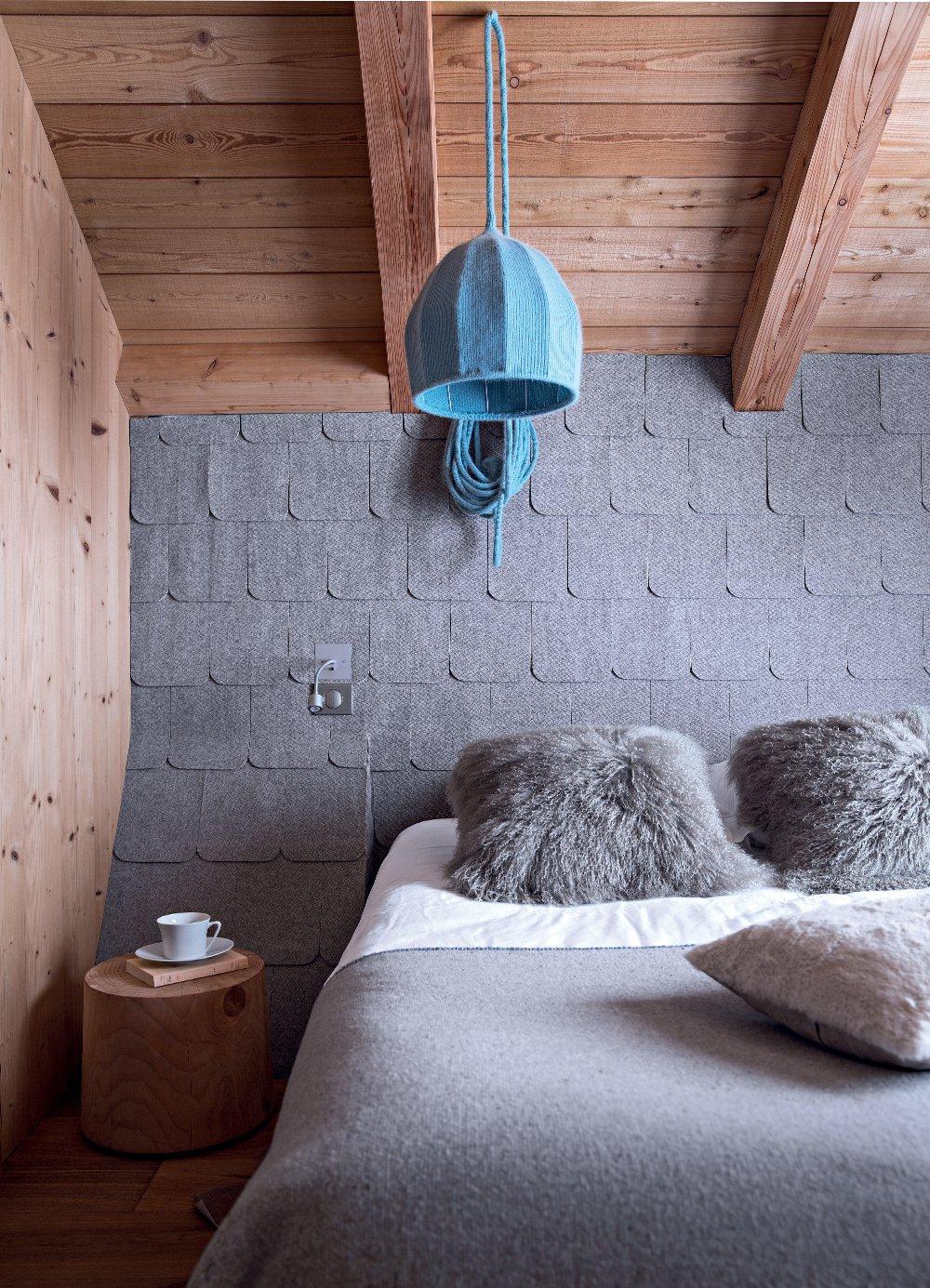 Спальня 14 кв.м. в доме