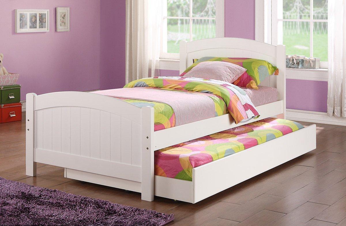 Выдвижная детская кровать
