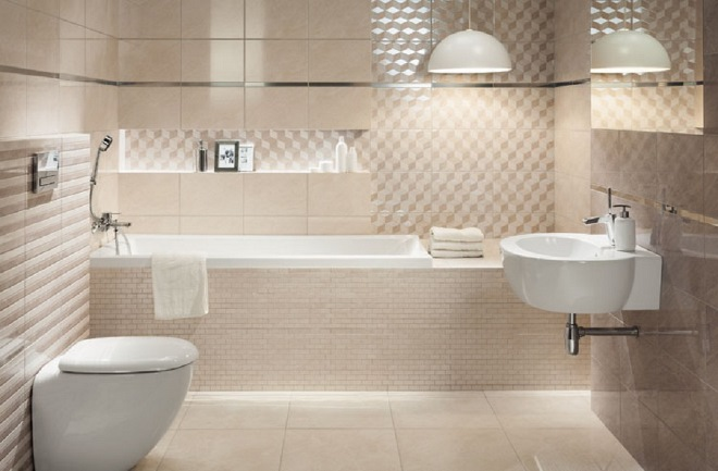 Дизайн ванной 2019