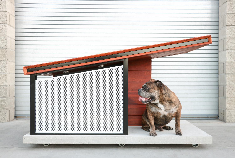 Будка для собаки передвижная
