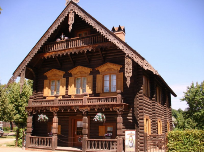 Стили загородных домов